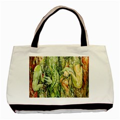 Chung Chao Yi Automatic Drawing Basic Tote Bag (two Sides) by Celenk