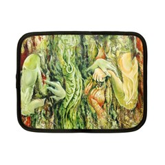 Chung Chao Yi Automatic Drawing Netbook Case (small)  by Celenk