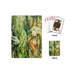 Chung Chao Yi Automatic Drawing Playing Cards (mini)  by Celenk