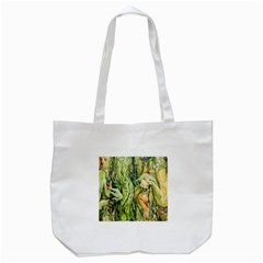 Chung Chao Yi Automatic Drawing Tote Bag (white) by Celenk