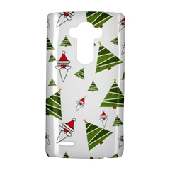 Christmas Santa Claus Decoration Lg G4 Hardshell Case by Celenk