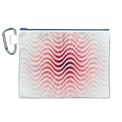 Art Abstract Art Abstract Canvas Cosmetic Bag (xl) by Celenk