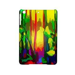 Abstract Vibrant Colour Botany Ipad Mini 2 Hardshell Cases by Celenk