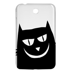 Cat Vector Clipart Figure Animals Samsung Galaxy Tab 3 (7 ) P3200 Hardshell Case  by Celenk