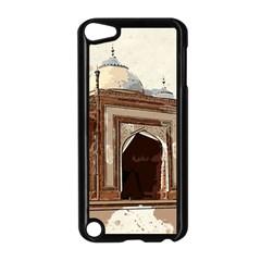 Agra Taj Mahal India Palace Apple Ipod Touch 5 Case (black)