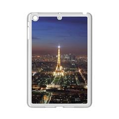 Paris At Night Ipad Mini 2 Enamel Coated Cases by Celenk
