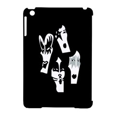 Kiss Band Logo Apple Ipad Mini Hardshell Case (compatible With Smart Cover) by Celenk