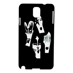 Kiss Band Logo Samsung Galaxy Note 3 N9005 Hardshell Case by Celenk