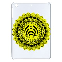 Bassnectar Sunflower Apple Ipad Mini Hardshell Case by Celenk