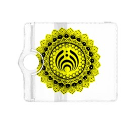 Bassnectar Sunflower Kindle Fire Hdx 8 9  Flip 360 Case by Celenk