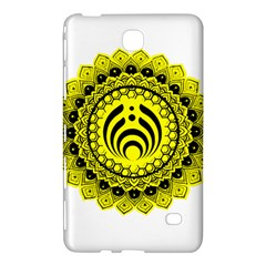 Bassnectar Sunflower Samsung Galaxy Tab 4 (7 ) Hardshell Case  by Celenk