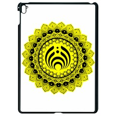 Bassnectar Sunflower Apple Ipad Pro 9 7   Black Seamless Case by Celenk