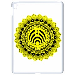 Bassnectar Sunflower Apple Ipad Pro 9 7   White Seamless Case by Celenk