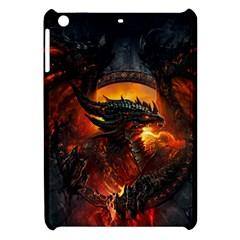 Dragon Legend Art Fire Digital Fantasy Apple Ipad Mini Hardshell Case by Celenk