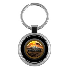 World Of Tanks Wot Key Chains (round)  by Celenk