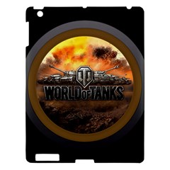 World Of Tanks Wot Apple Ipad 3/4 Hardshell Case by Celenk