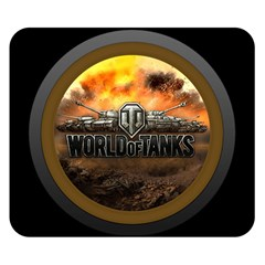 World Of Tanks Wot Double Sided Flano Blanket (small)  by Celenk