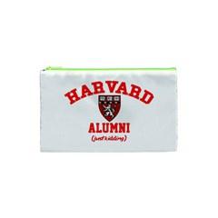 Harvard Alumni Just Kidding Cosmetic Bag (xs) by Celenk