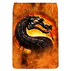 Dragon And Fire Flap Covers (s)  by Celenk