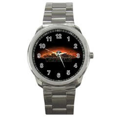 World Of Tanks Sport Metal Watch by Celenk