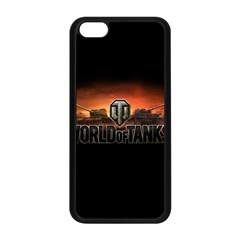 World Of Tanks Apple Iphone 5c Seamless Case (black) by Celenk