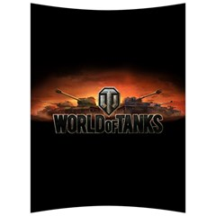 World Of Tanks Back Support Cushion by Celenk