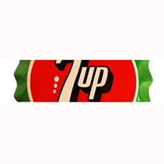 Fresh Up With  7 Up Bottle Cap Tin Metal Large Bar Mats by Celenk