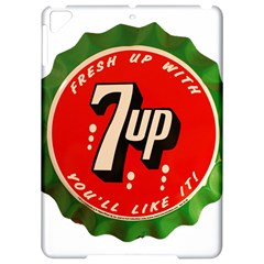 Fresh Up With  7 Up Bottle Cap Tin Metal Apple Ipad Pro 9 7   Hardshell Case by Celenk