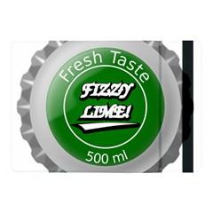 Fresh Taste Fizzy Lime Bottle Cap Apple Ipad Pro 10 5   Flip Case by Celenk