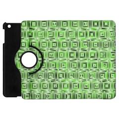 Classic Blocks,green Apple Ipad Mini Flip 360 Case by MoreColorsinLife