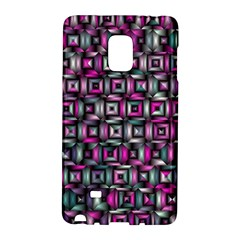 Classic Blocks,pink Combo Galaxy Note Edge by MoreColorsinLife