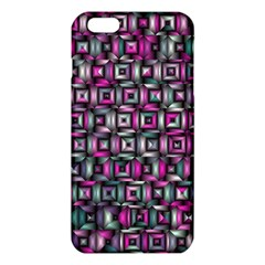 Classic Blocks,pink Combo Iphone 6 Plus/6s Plus Tpu Case by MoreColorsinLife
