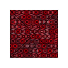 Classic Blocks,red Acrylic Tangram Puzzle (4  X 4 ) by MoreColorsinLife