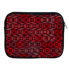 Classic Blocks,red Apple Ipad 2/3/4 Zipper Cases by MoreColorsinLife