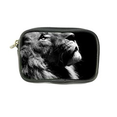 Male Lion Face Coin Purse