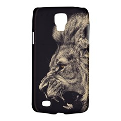Angry Male Lion Galaxy S4 Active by Celenk