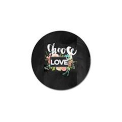 Love Golf Ball Marker by 8fugoso