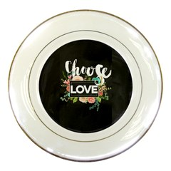 Love Porcelain Plates by 8fugoso