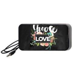 Love Portable Speaker by 8fugoso