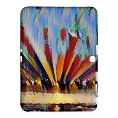 3abstractionism Samsung Galaxy Tab 4 (10 1 ) Hardshell Case  by 8fugoso
