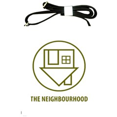 The Neighbourhood Logo Shoulder Sling Bags by Celenk