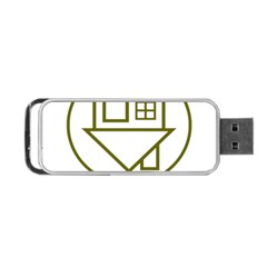 The Neighbourhood Logo Portable Usb Flash (two Sides) by Celenk