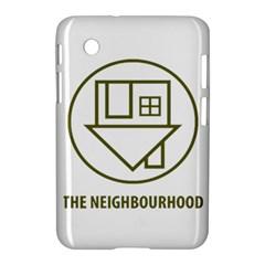 The Neighbourhood Logo Samsung Galaxy Tab 2 (7 ) P3100 Hardshell Case  by Celenk