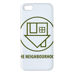 The Neighbourhood Logo Iphone 5s/ Se Premium Hardshell Case by Celenk