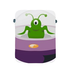 Ufo Apple Ipad 2/3/4 Protective Soft Cases by Celenk