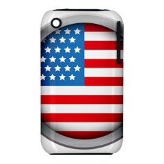 United Of America Usa Flag Iphone 3s/3gs by Celenk