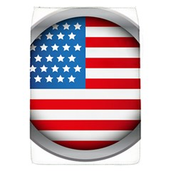 United Of America Usa Flag Flap Covers (s)  by Celenk