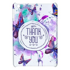 Thank You Apple Ipad Mini Hardshell Case by Celenk