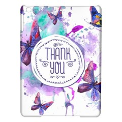 Thank You Ipad Air Hardshell Cases by Celenk