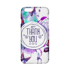 Thank You Apple Iphone 6/6s Hardshell Case by Celenk